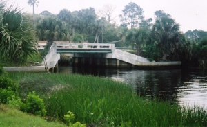 Suwannee Bridge in Suwannee, FL