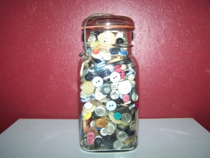 My button jar