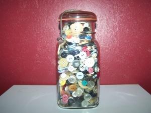 My button jar