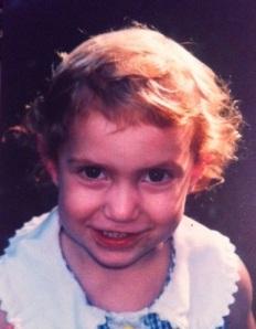 Heather, my angelic mischief maker
