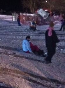 Snowboarding Sugar Mt 2014