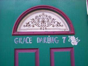 The Grace Darling room at the Old Powder House Inn
