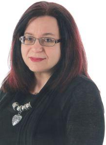 Elise Abram, author of The Revenant