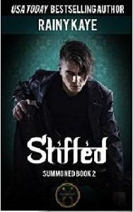 stifled book cover