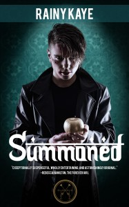summoned book cover